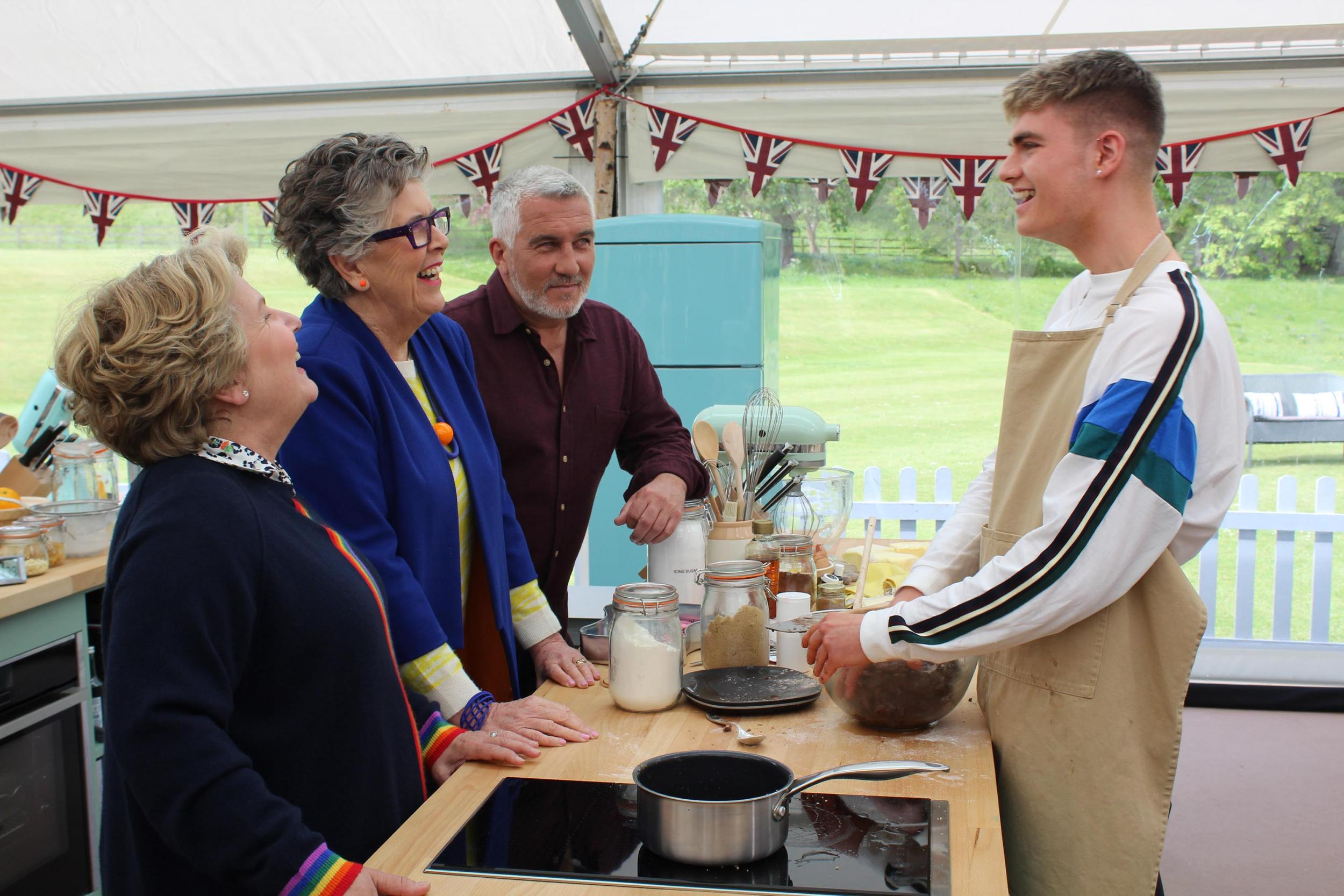 The Great British Bake Off series 10, episode two, review: Things are on the rise during biscuit week