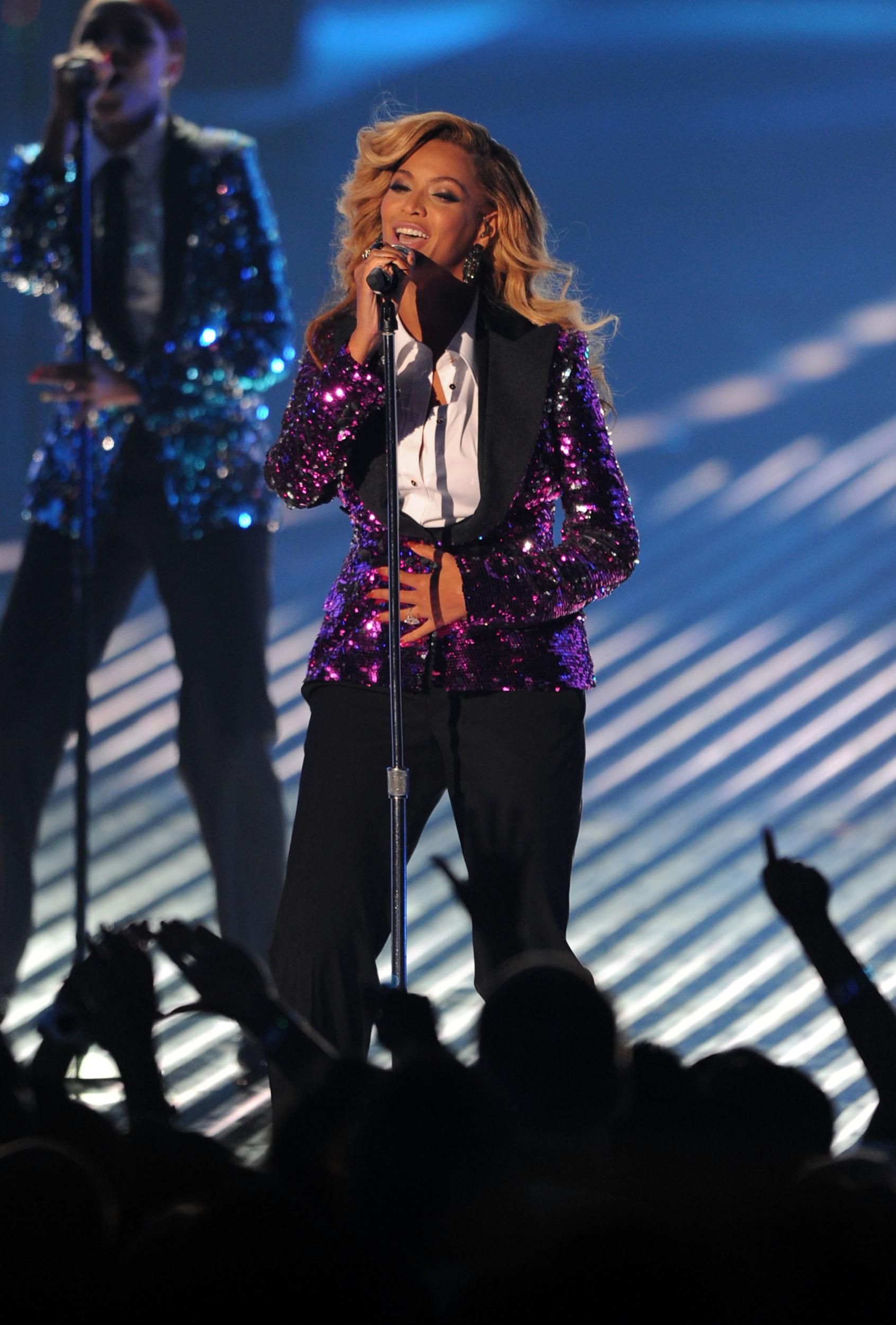 MTV VMAs, August 2011