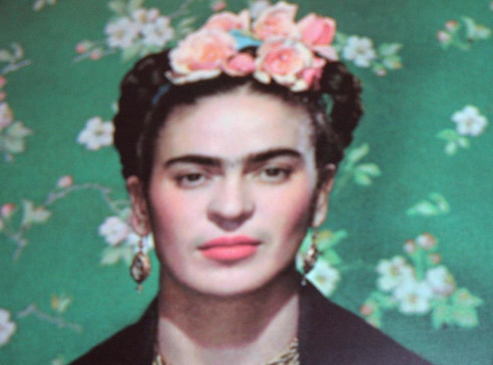 Frida Kahlo is widely considered a Mexican icon