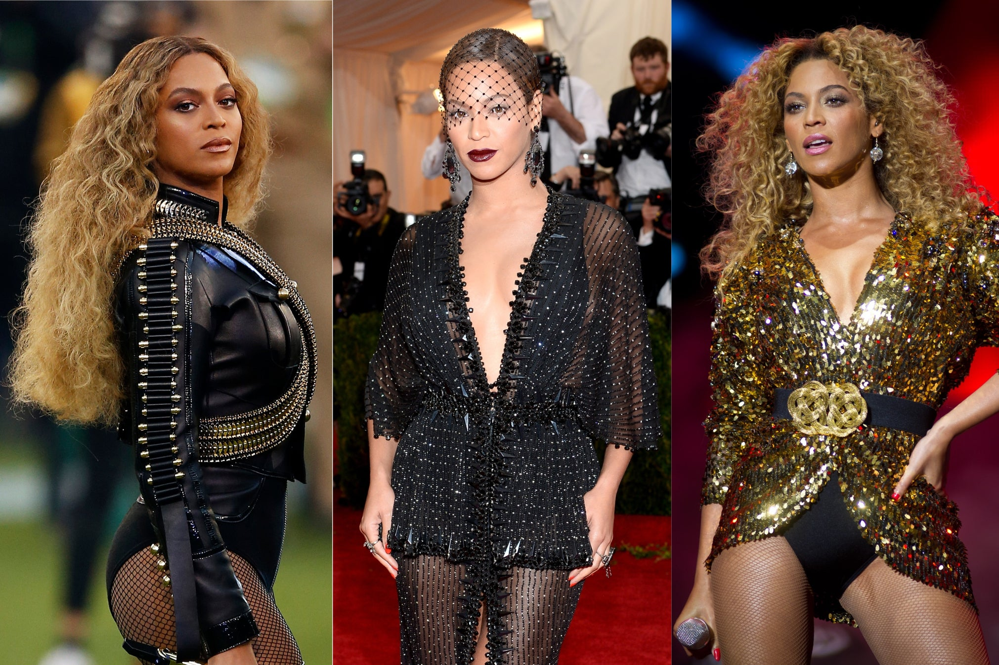 27 of Beyoncé's best fashion moments, from Coachella to the