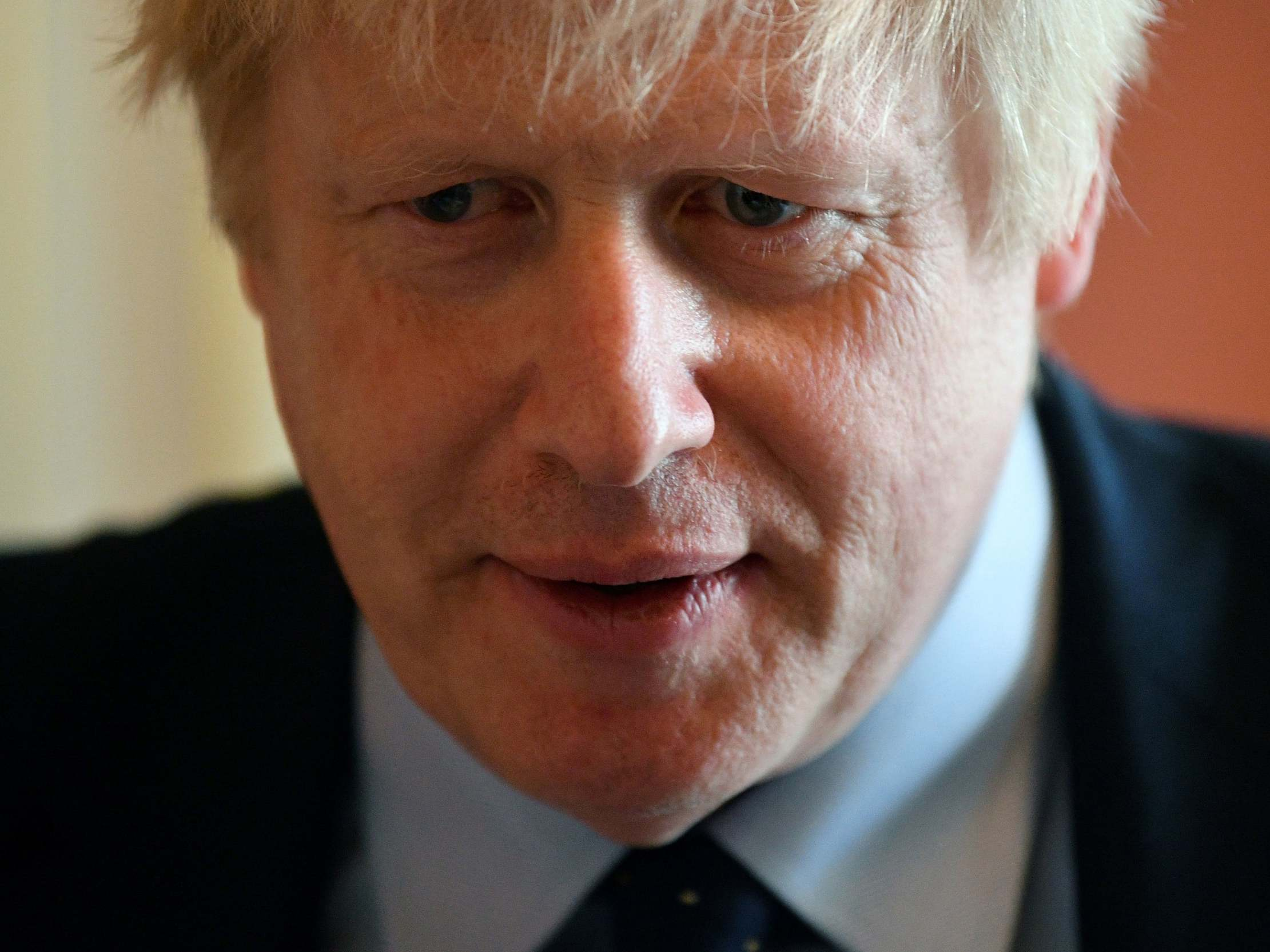 Boris Johnson's only way out of this crisis is to resign