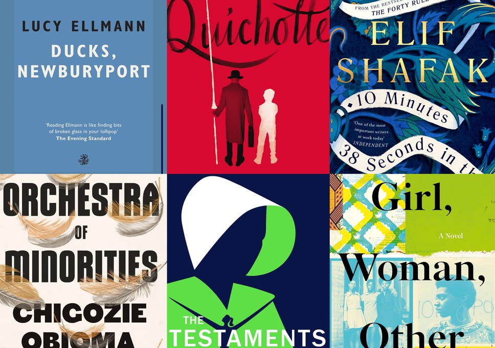 Booker Prize 2019 shortlist: Our guide to this year's