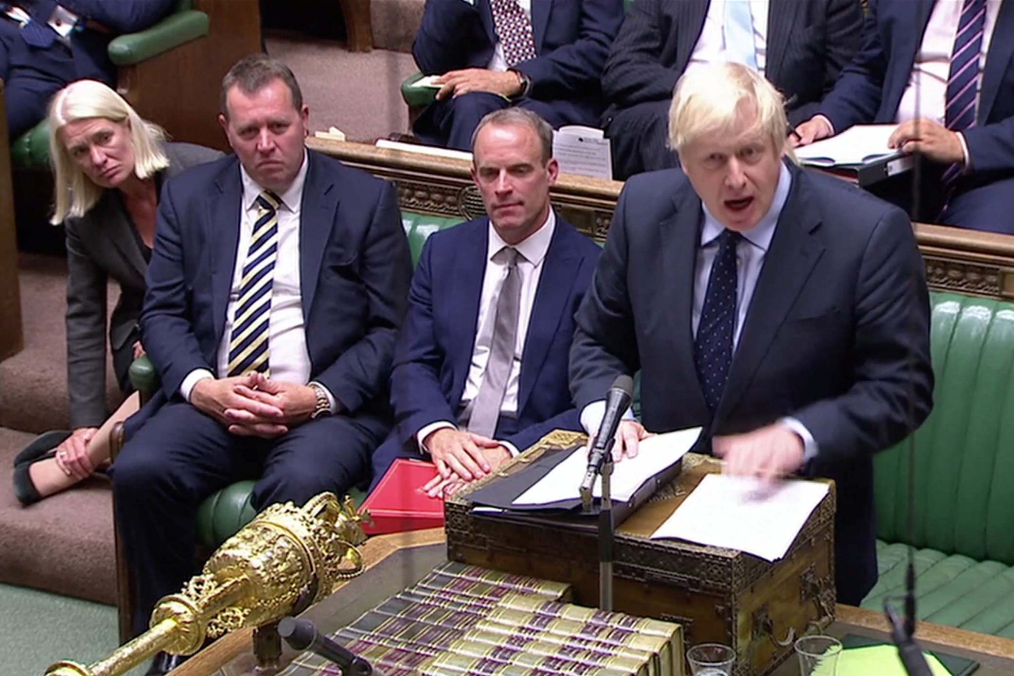 Brexit vote result: Rebel MPs defy threats from Boris Johnson in vote against no-deal