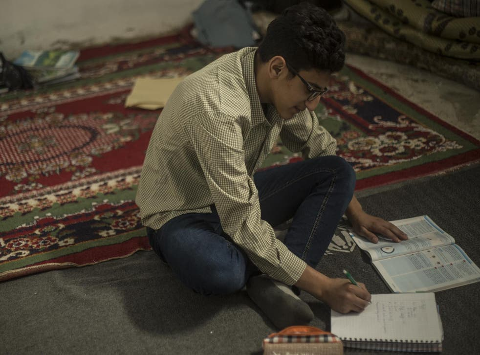 Nour's story illustrates how important education is for children