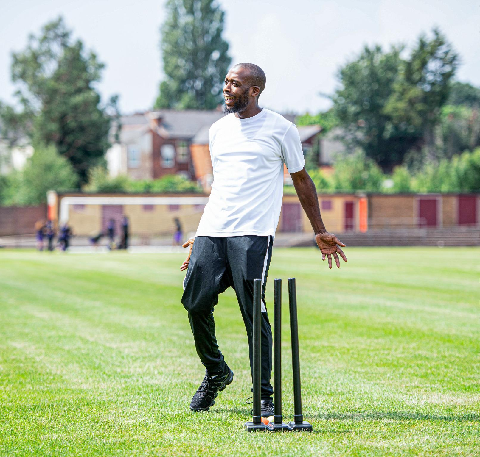 The Movers List: How Tanayah Sam is using cricket to help others learn from his mistakes
