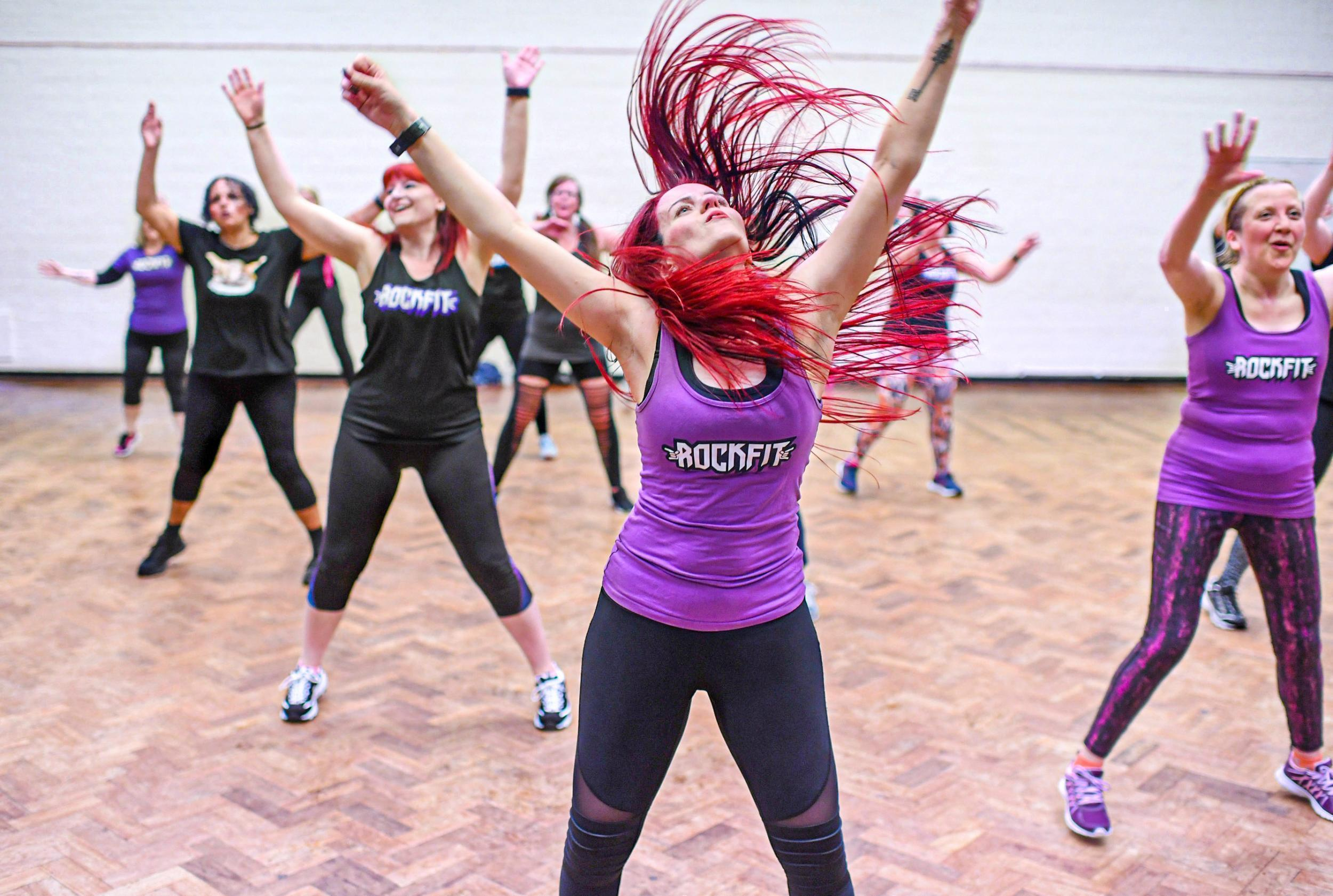 The Movers List: Hannah Hawkey, RockFit and an 'alternative' way to exercise