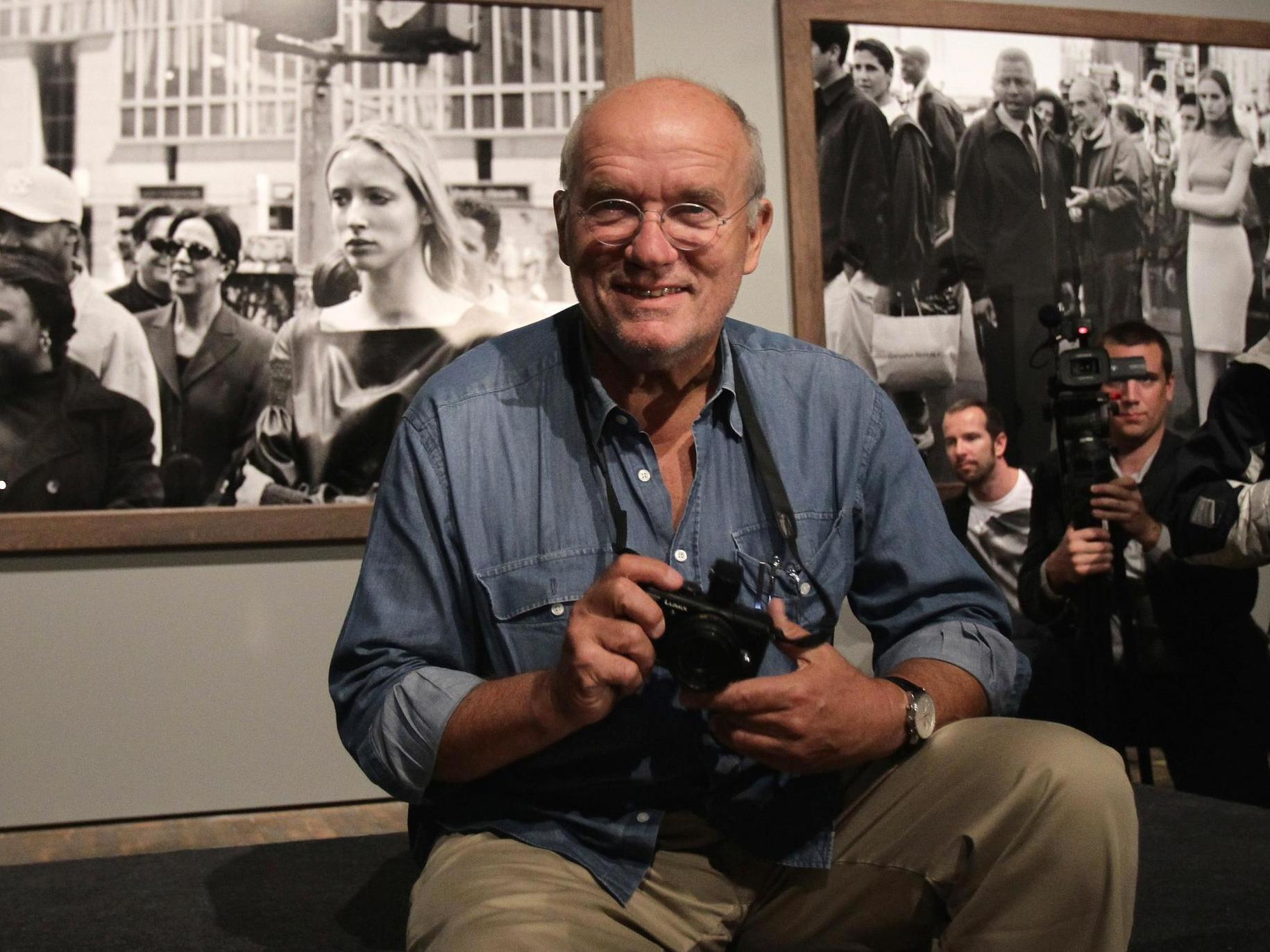 Peter Lindbergh death: Famous fashion photographer dies