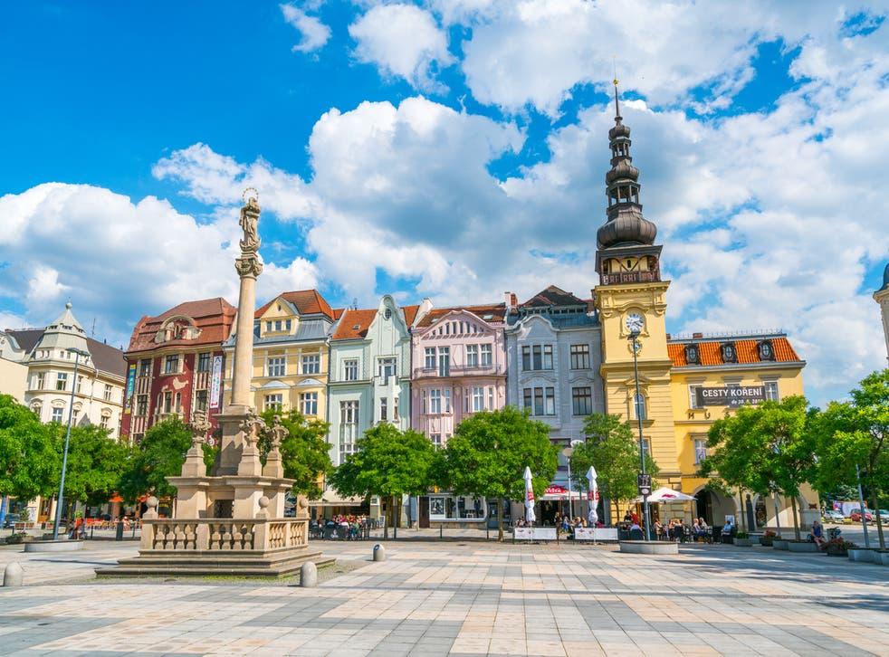 Ostrava, the Czech Republic's third city