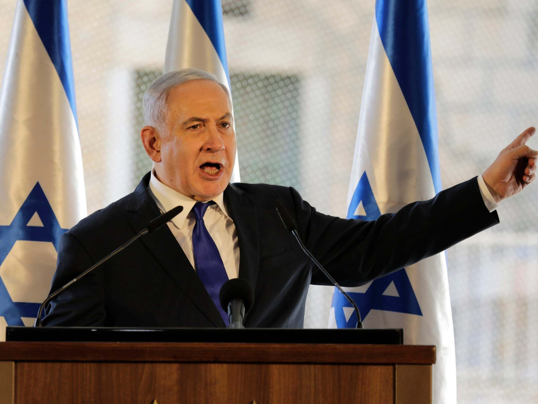 When you're a black Jewish American, it's hard to ignore what Netanyahu is doing in Israel