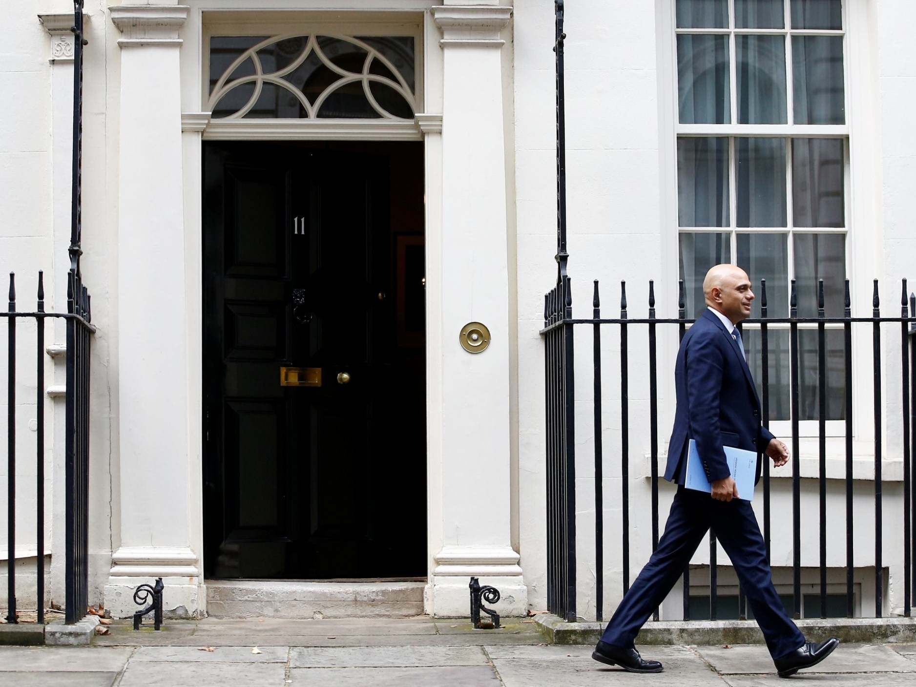 Sajid Javid is preparing a hollow, compromised budget. Has a chancellor ever been less powerful?