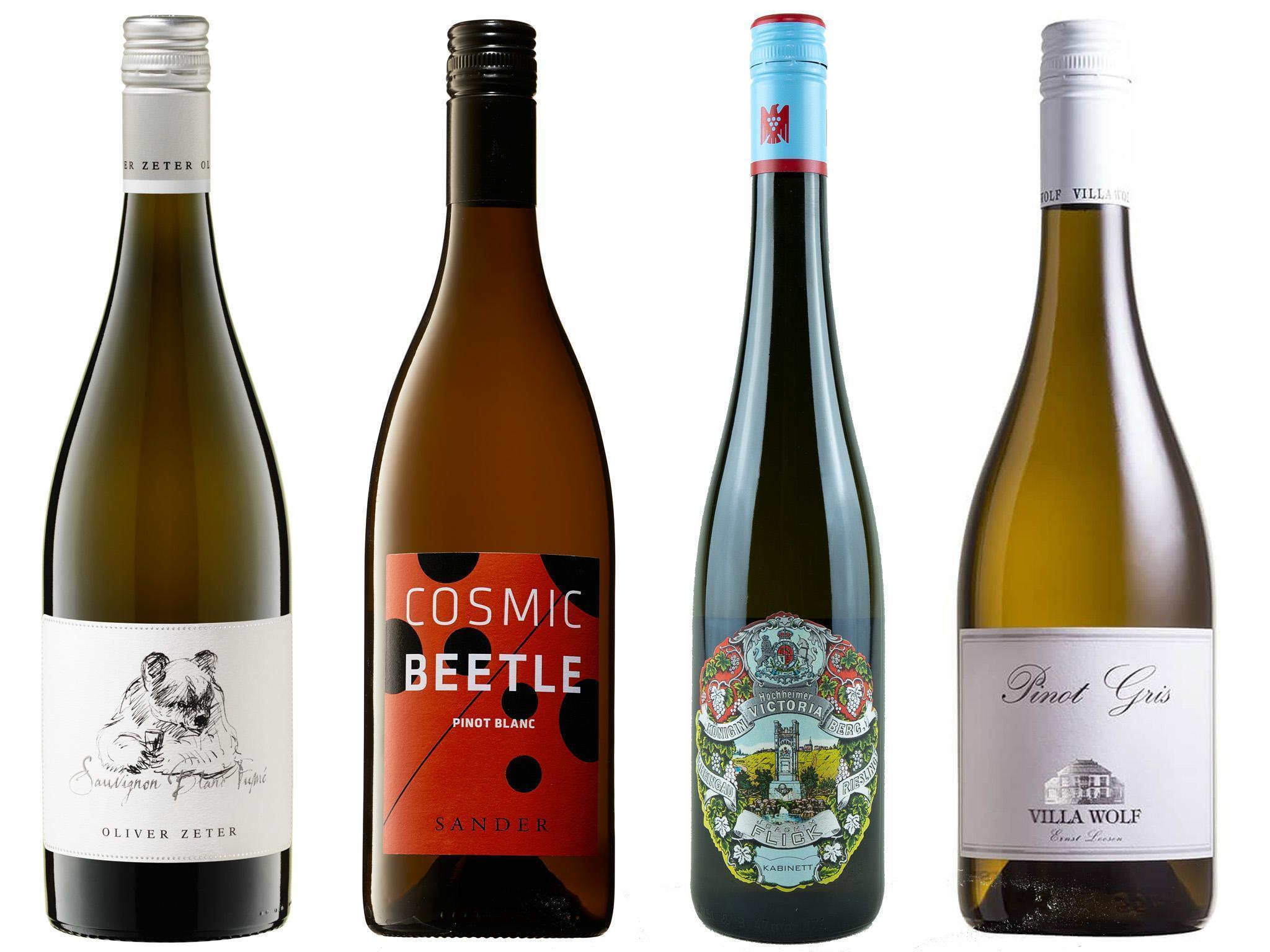 Wines of the week: Seven German whites to drink now