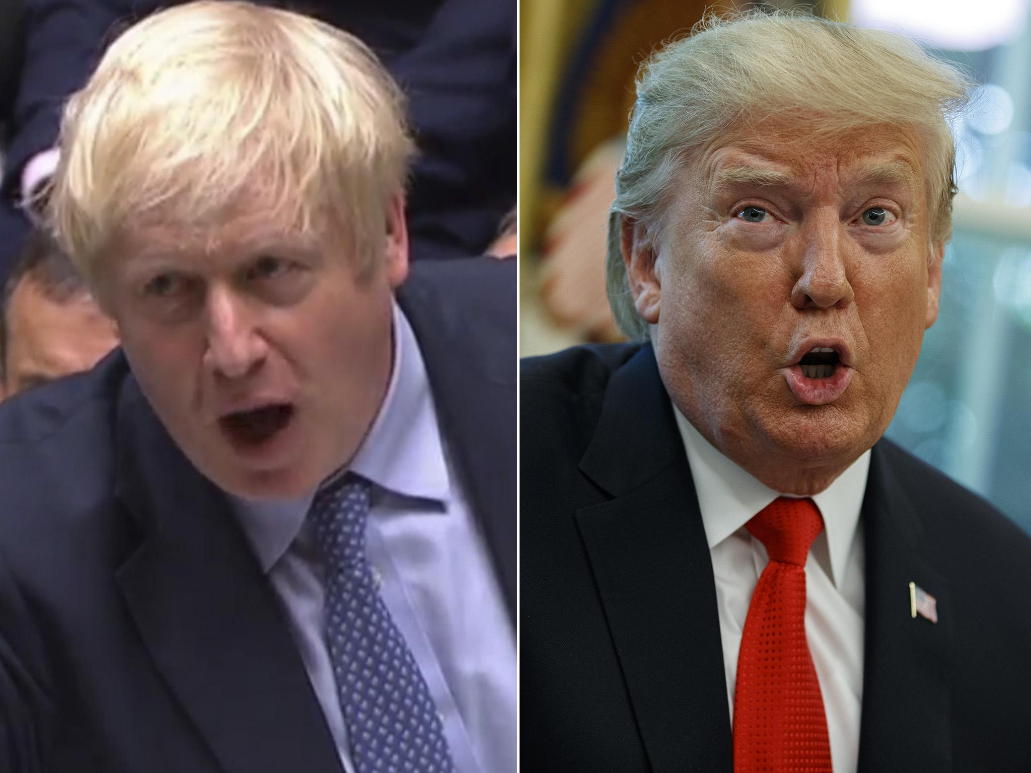 Boris Johnson ridiculed by British sock makers over claim they are l…