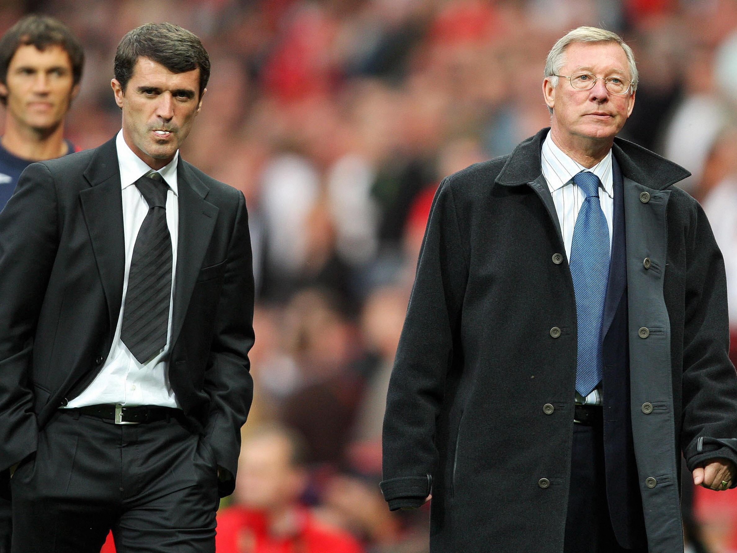 Manchester United news: Roy Keane accuses Sir Alex Ferguson of nepotism as 14-year feud reignites