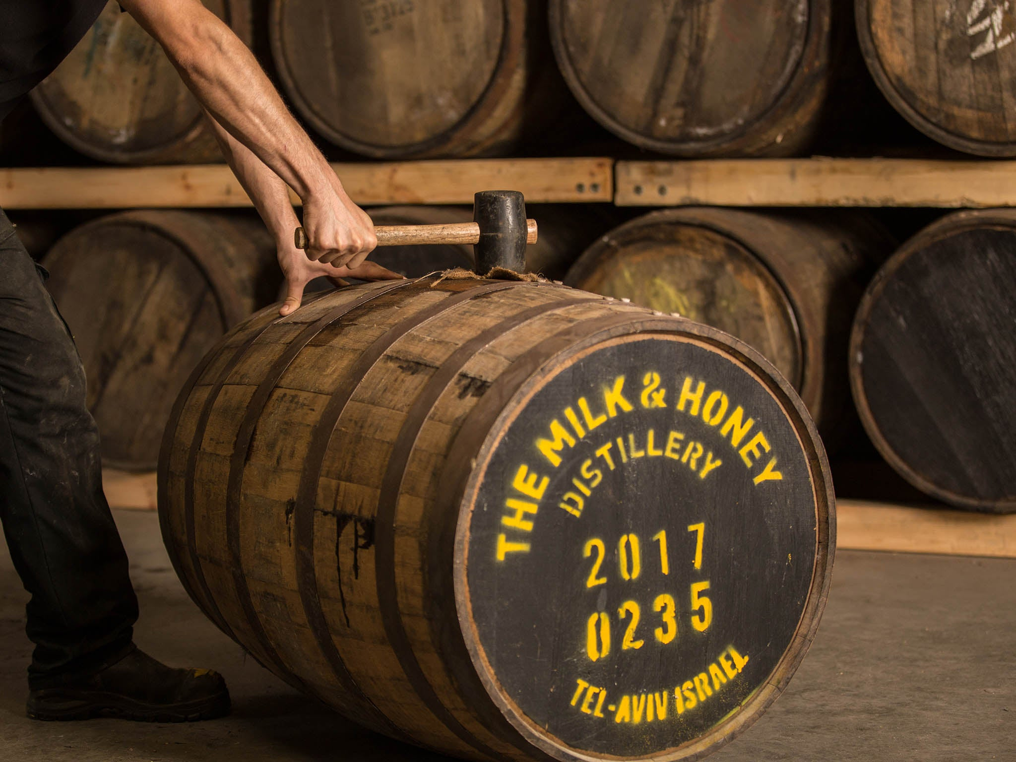 Milk & Honey, Barley & Humidity: How a whisky revolution is happening in Israel 1