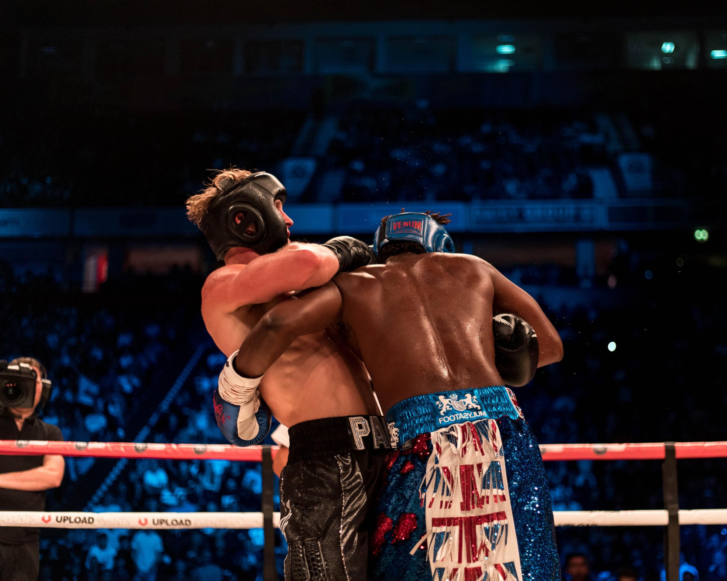 KSI vs Logan Paul rematch: YouTube stars 'agree' to