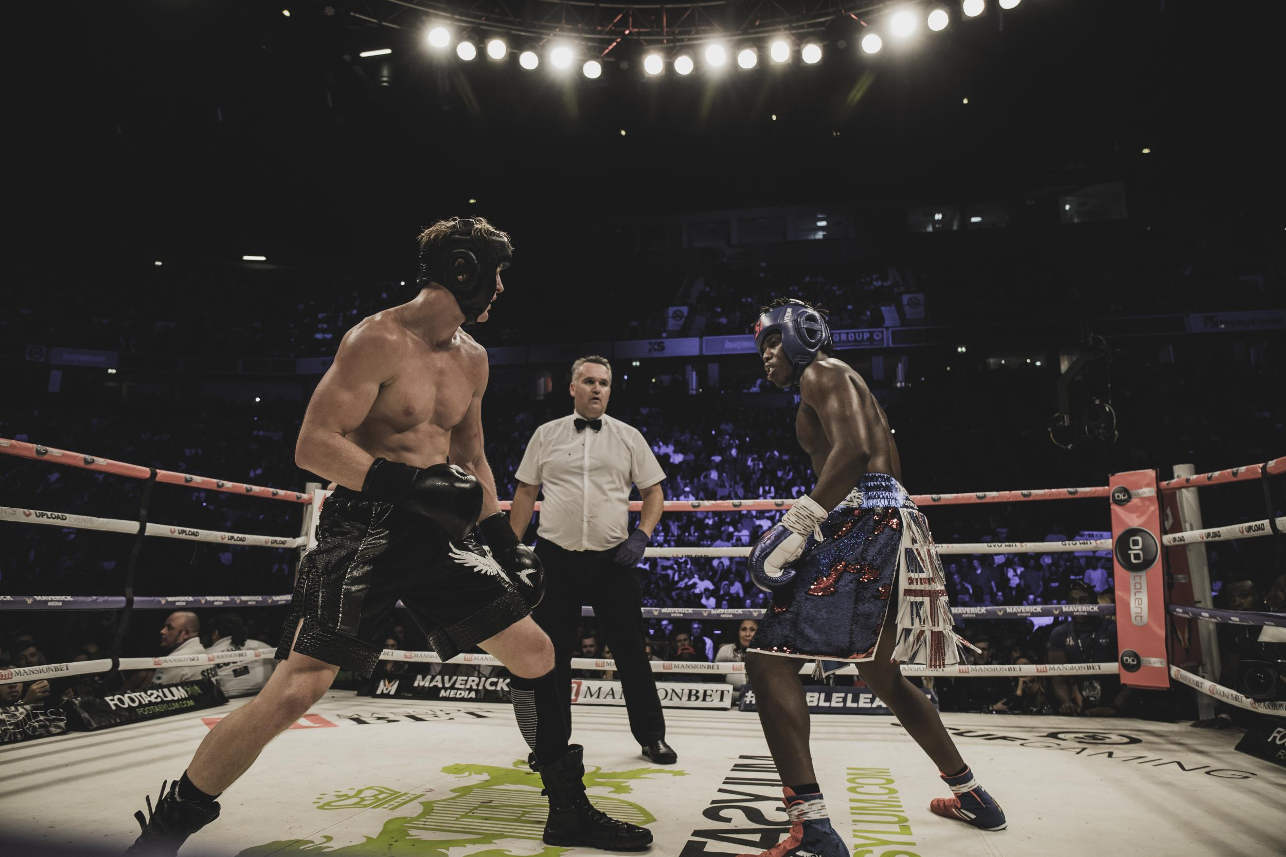 KSI vs Logan Paul rematch: Date, tickets, undercard, where