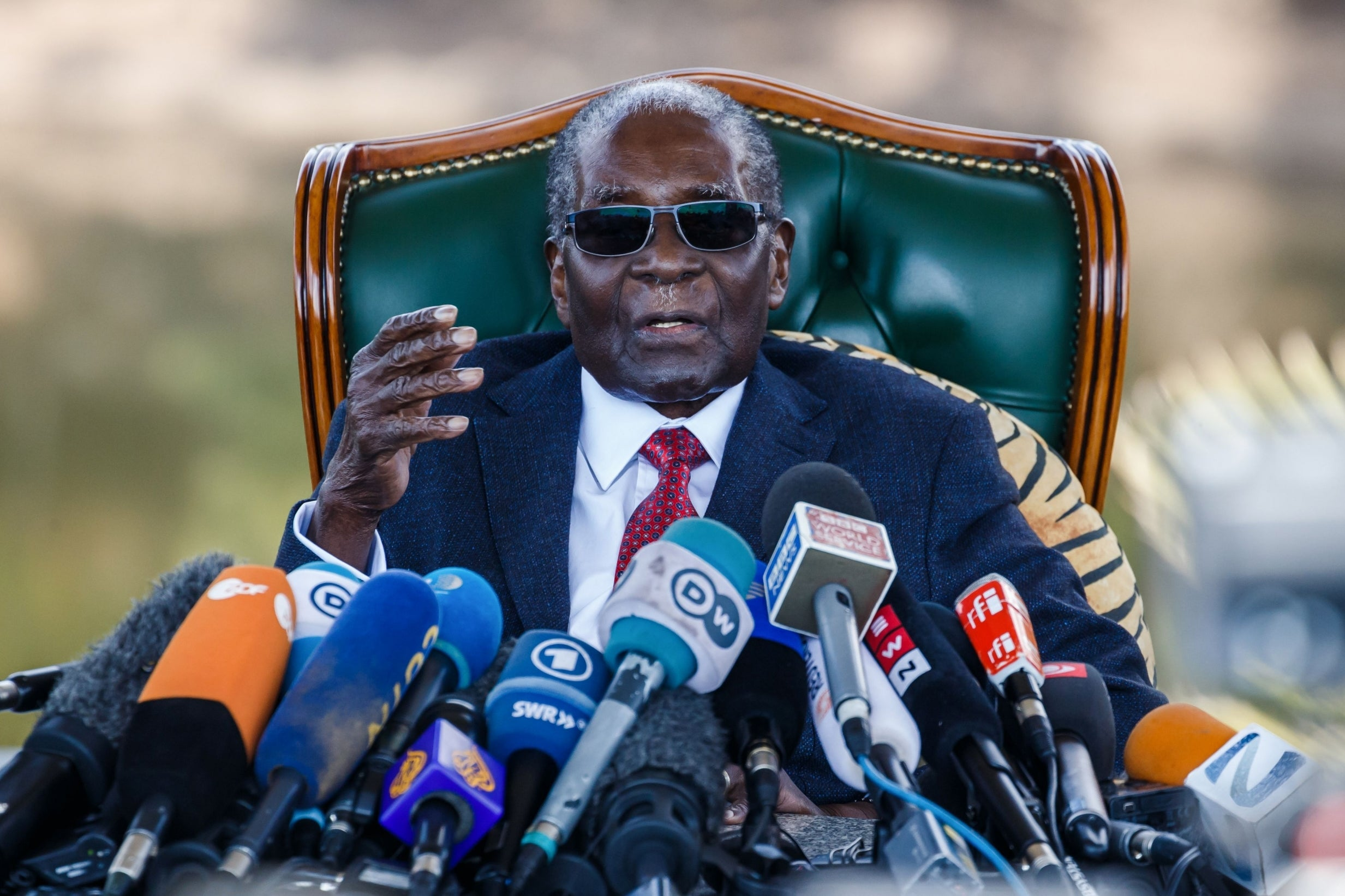 Robert Mugabe brutally squandered the 'jewel' of Zimbabwe – his rule was a bitter lesson for South Africa