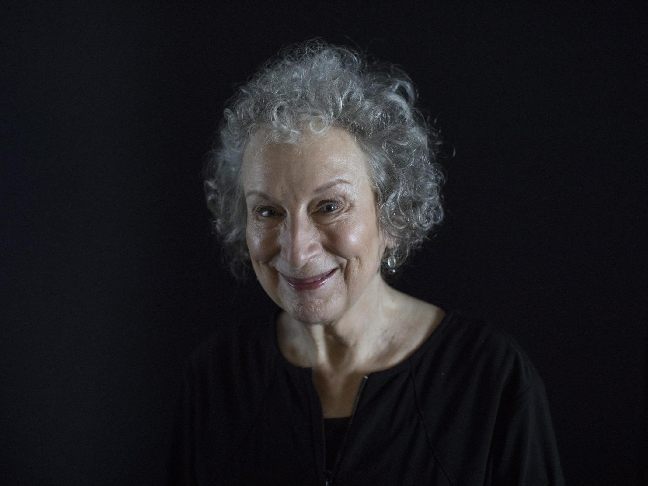 Margaret Atwood interview: 'White supremacy is always bubbling away in any country'