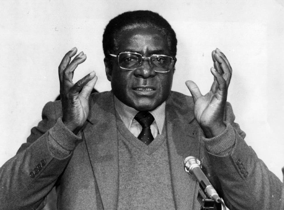 Mugabe led Zimbabwe from 1980 to 2017, when he was ousted in a military coup