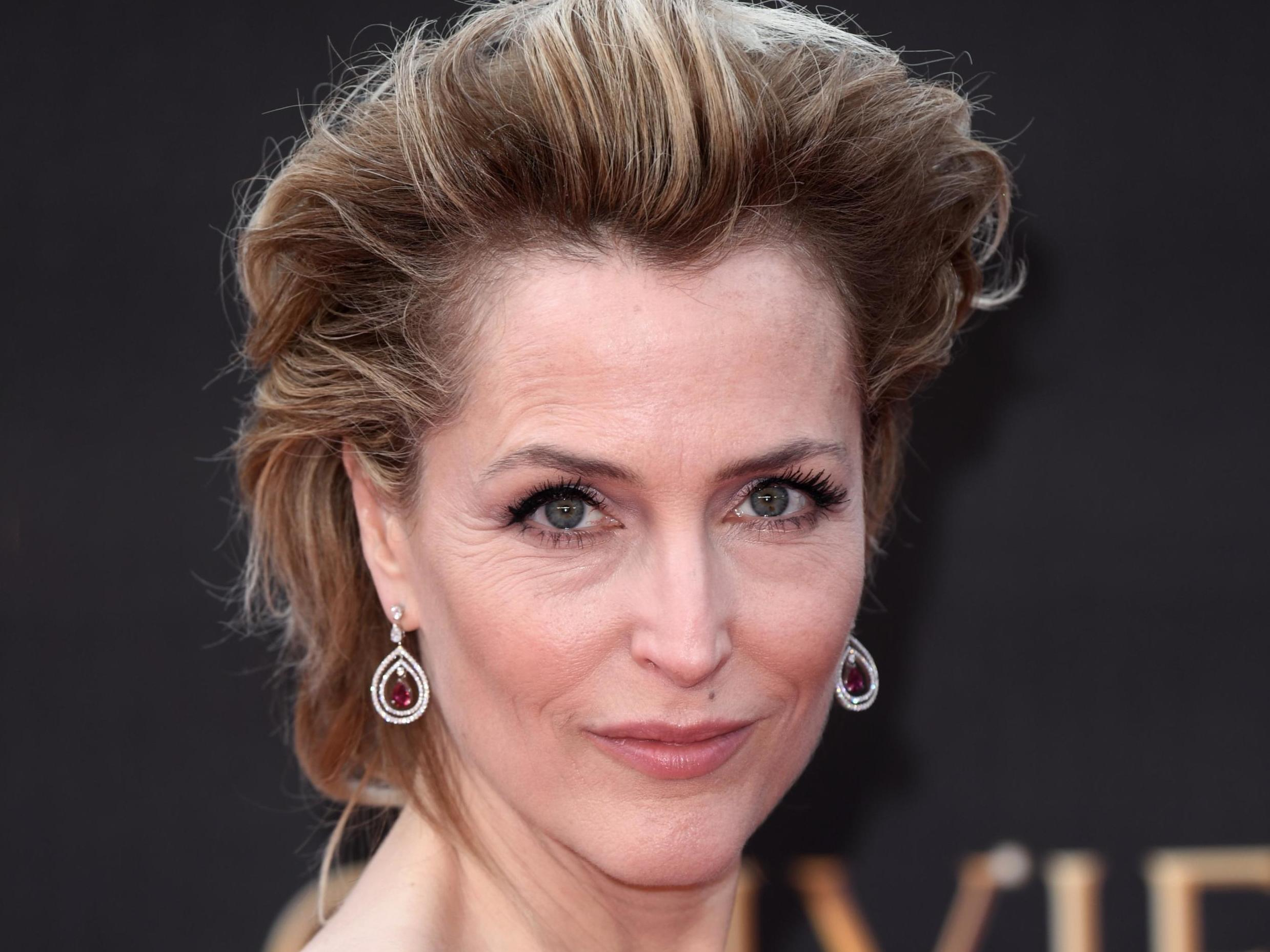 The Crown: First look at Gillian Anderson as Margaret Thatcher