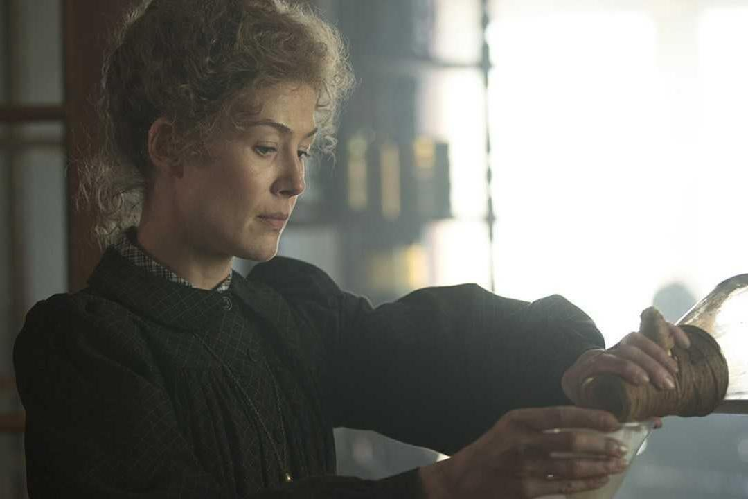 Radioactive review: Marie Curie biopic starring Rosamund Pike transforms a revolutionary woman into a passive figure