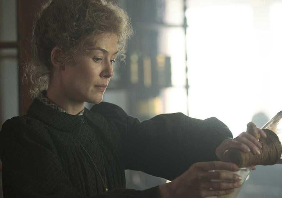 Radioactive review: Marie Curie biopic starring Rosamund