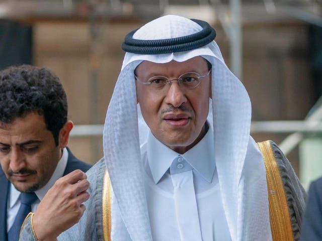 Abdulaziz Bin Salman previously served as deputy oil minister