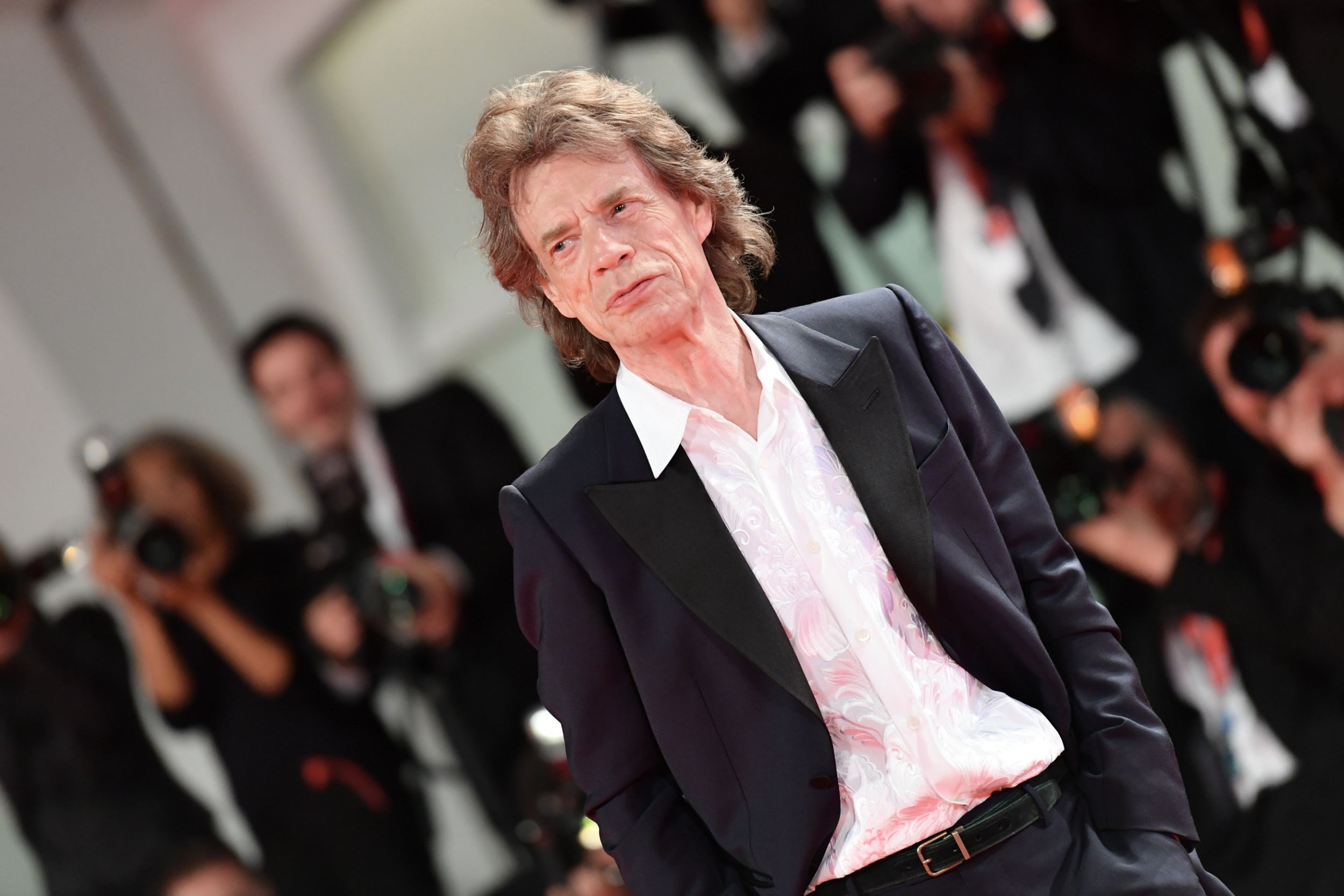 Mick Jagger - latest news, breaking stories and comment