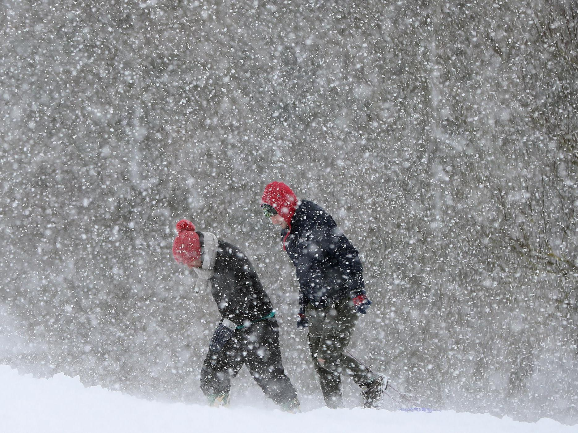 Britain facing new 'Beast from the East' in what could be coldest winter in 30 years