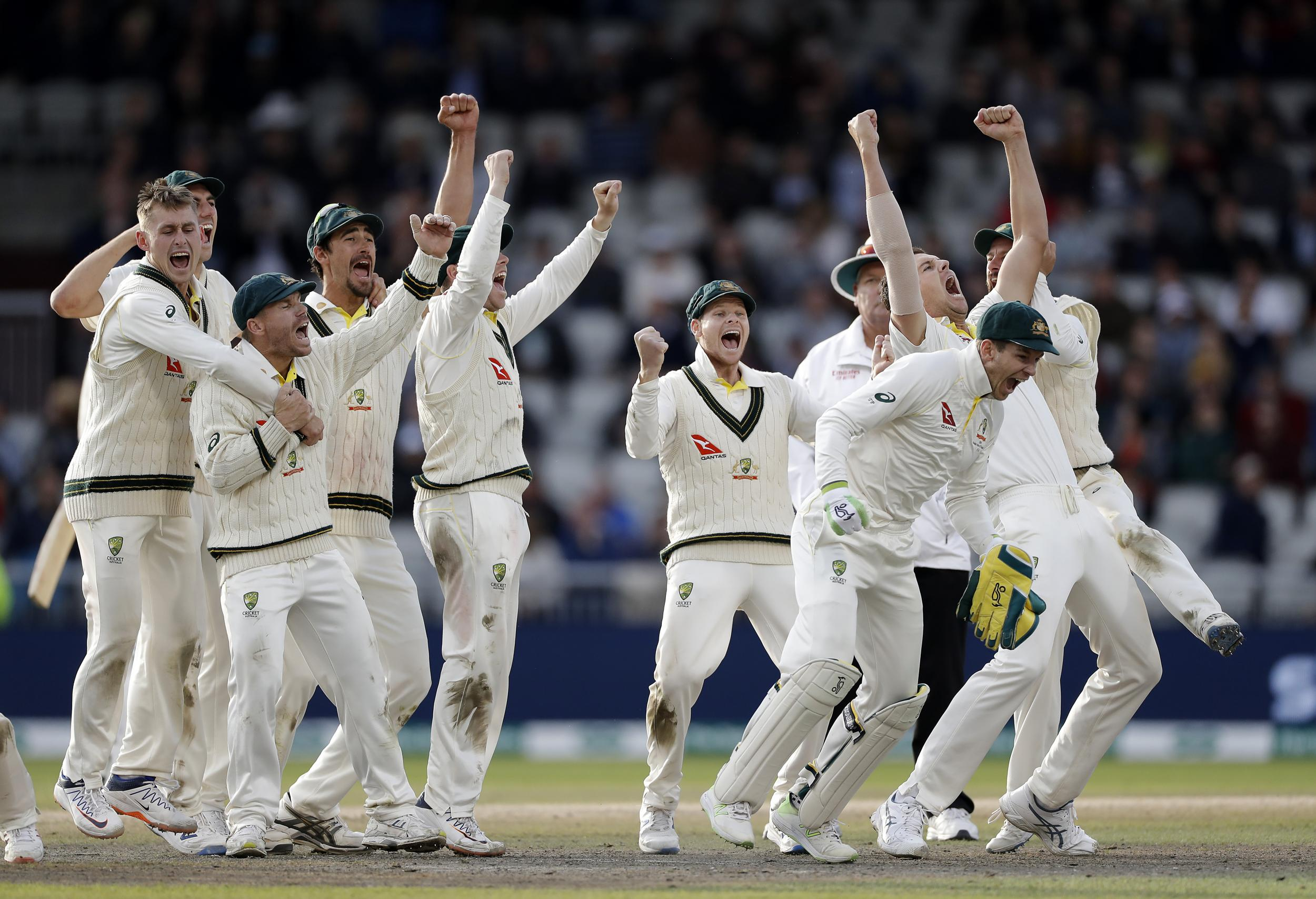 England dare to dream but come up short as Australia retain the Ashes