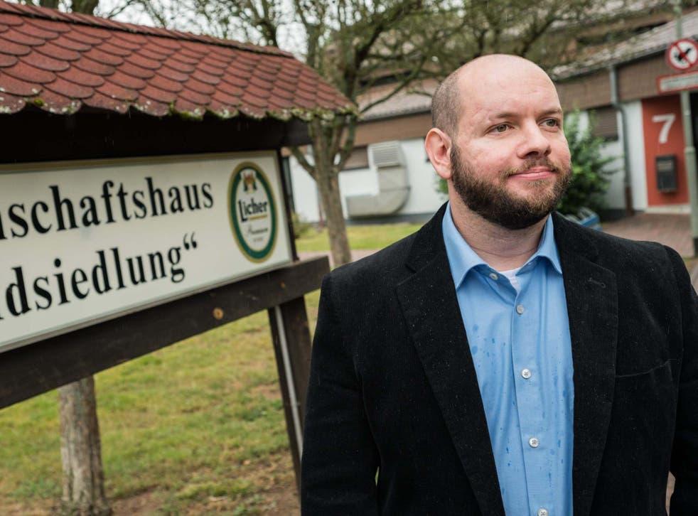 Stefan Jagsch has neo-Nazi links