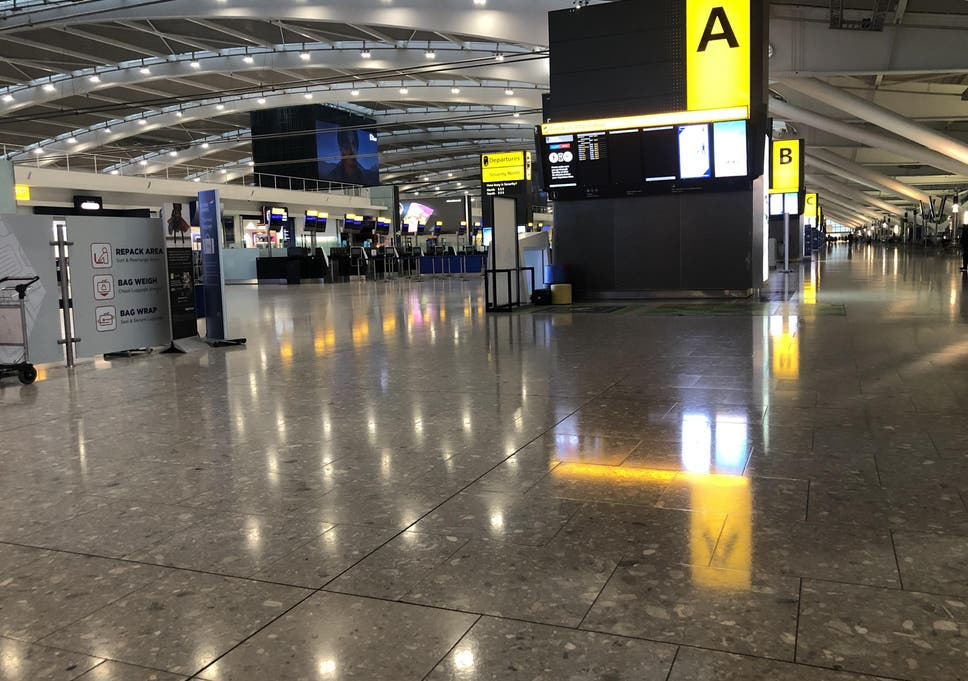 Image result for heathrow airport terminal 5 strike
