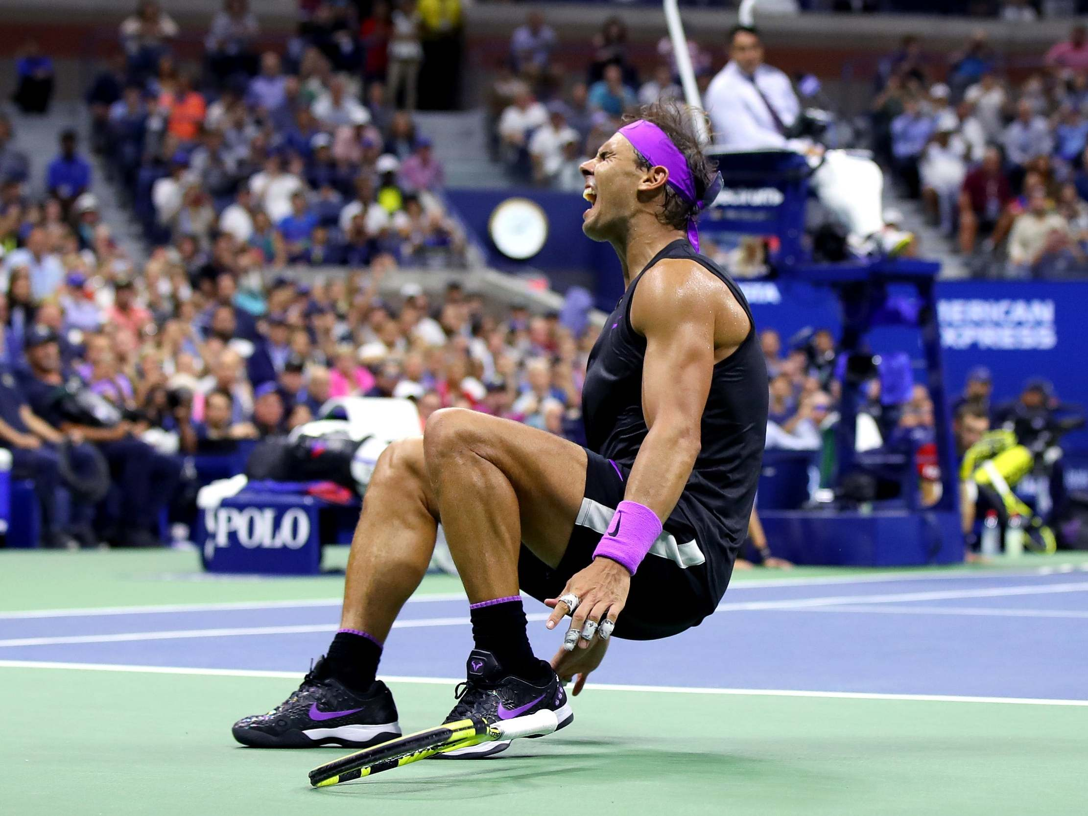Us Open Final 2019 Rafael Nadal Not Motivated By Roger Federer S Grand Slam Record The Independent The Independent