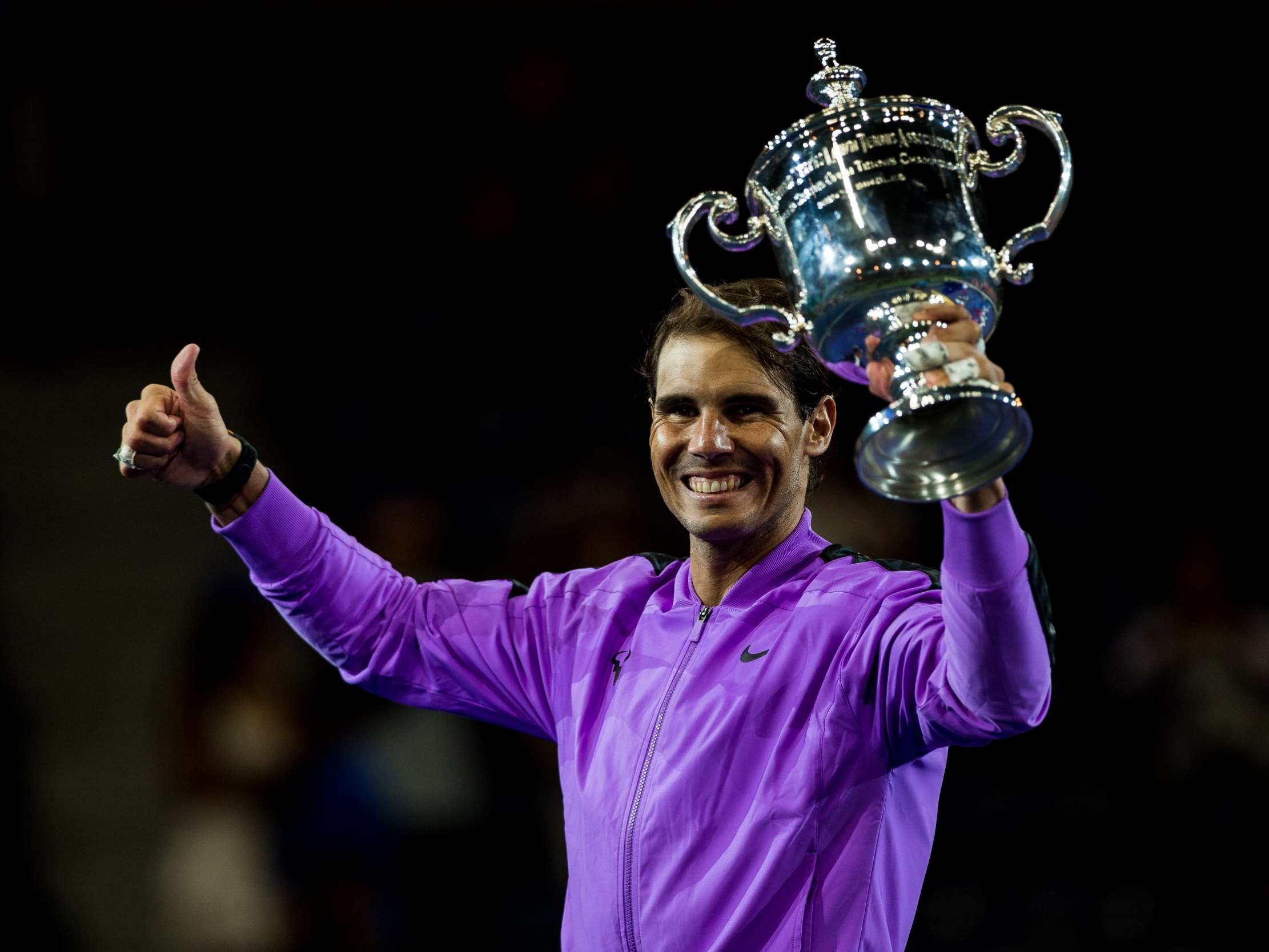 Us Open 2019 Rafael Nadal Defeats Daniil Medvedev In Five Set Thriller To Win 19th Grand Slam The Independent The Independent