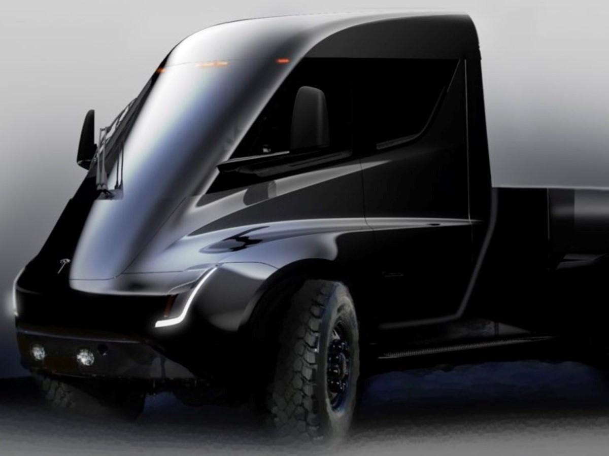 Elon Musk says Tesla pick-up truck coming in November