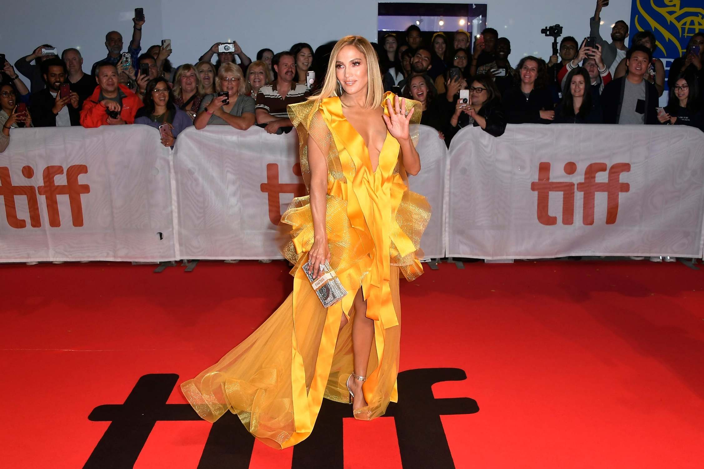 Toronto Film Festival 2019: Best-dressed stars, from Jennifer Lopez to Kristen Stewart