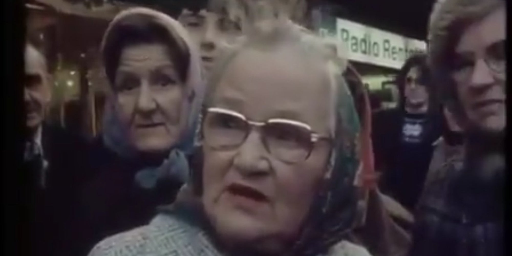 This 1980s video from Sunderland where people give their views on homosexuality is enlightening