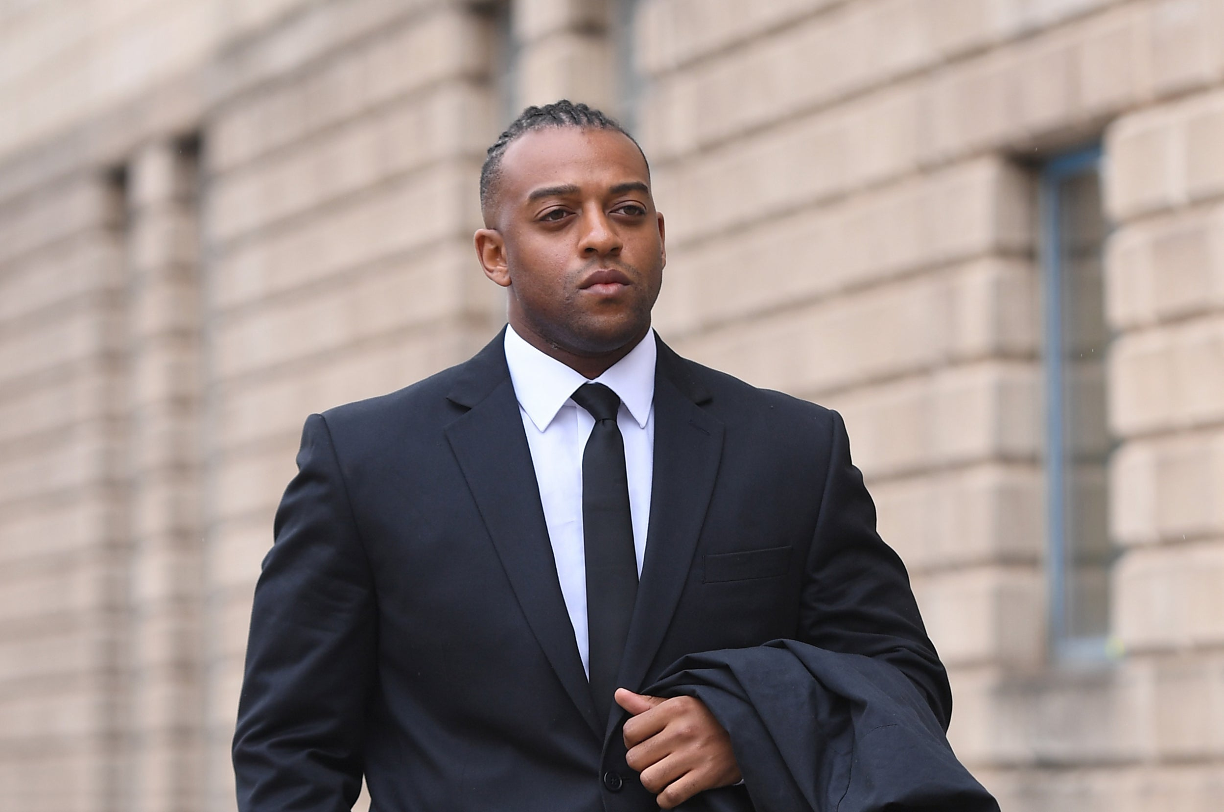 Oritse Williams: JLS singer says he was 'tormented' by rape allegation