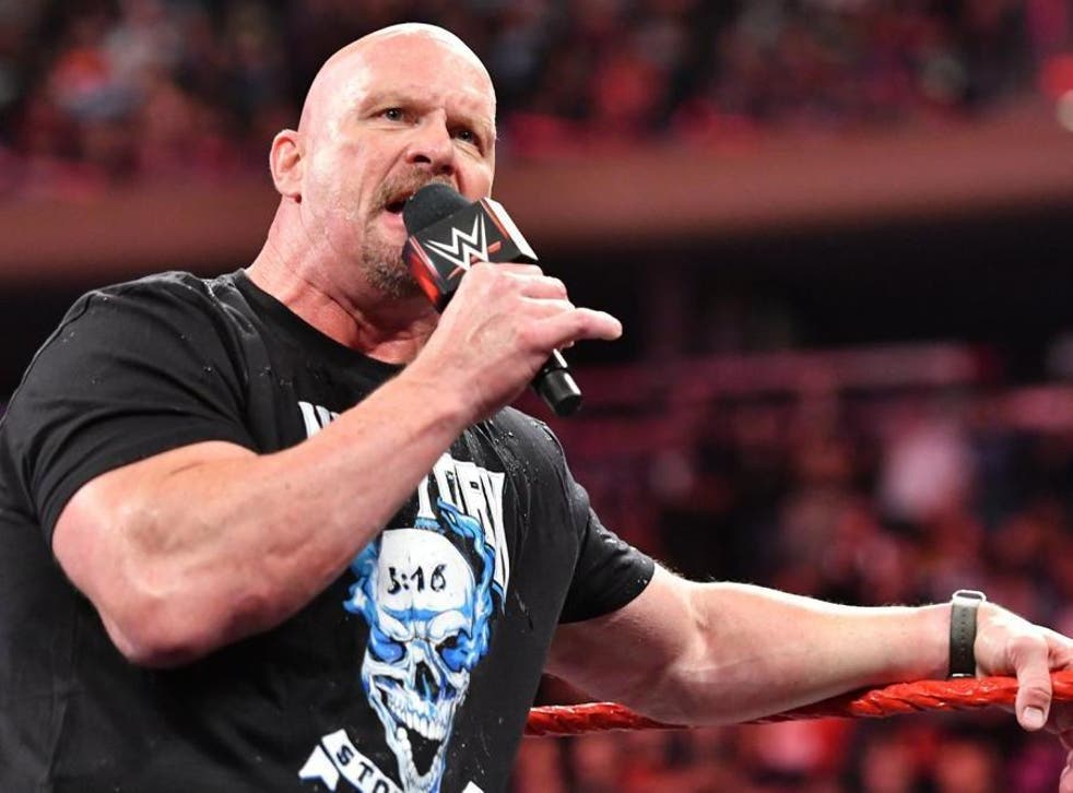 Stone Cold Steve Austin was back on Raw
