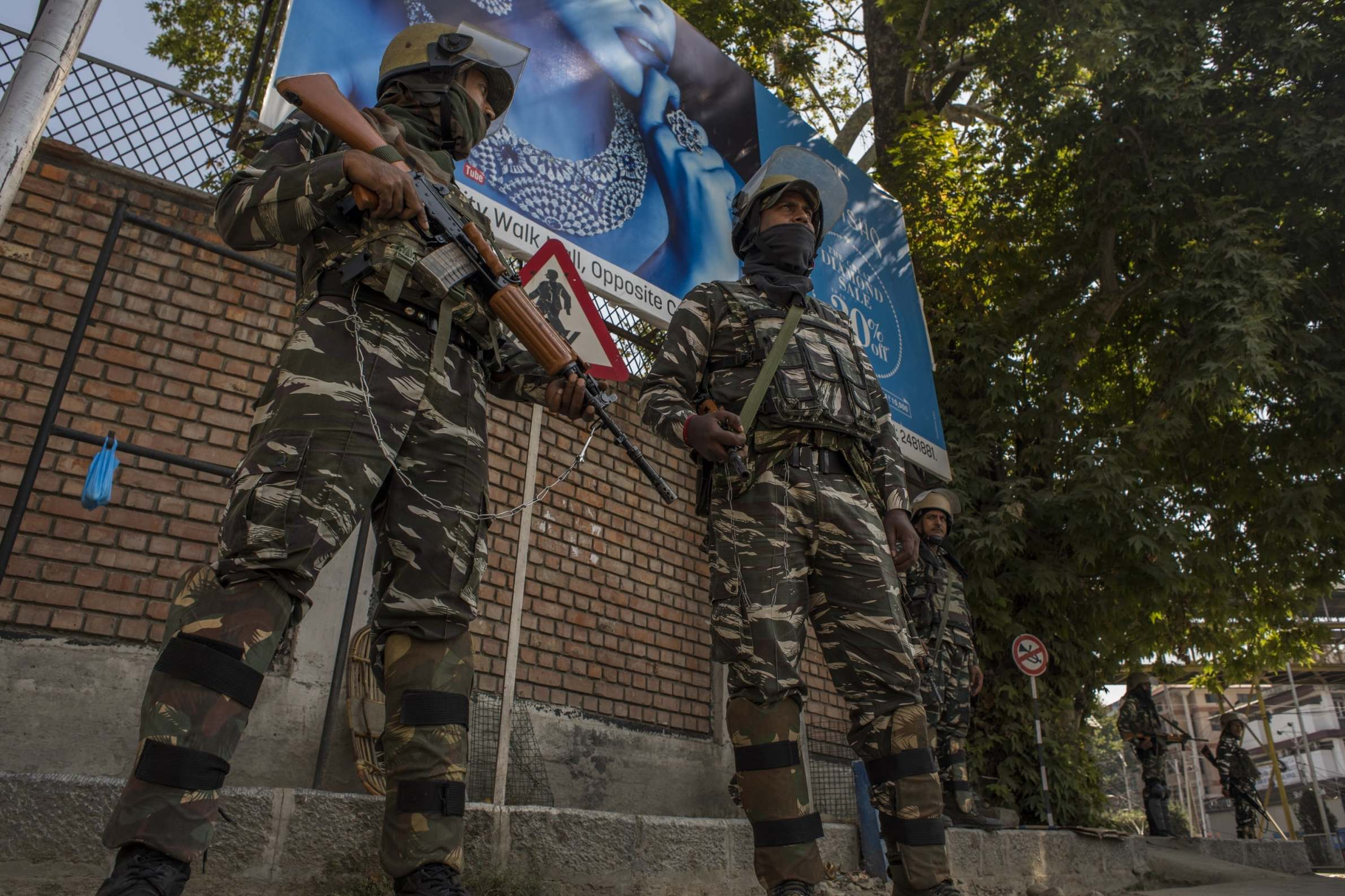 Pakistan says India 'escalating tensions' after threat to take over all of Kashmir