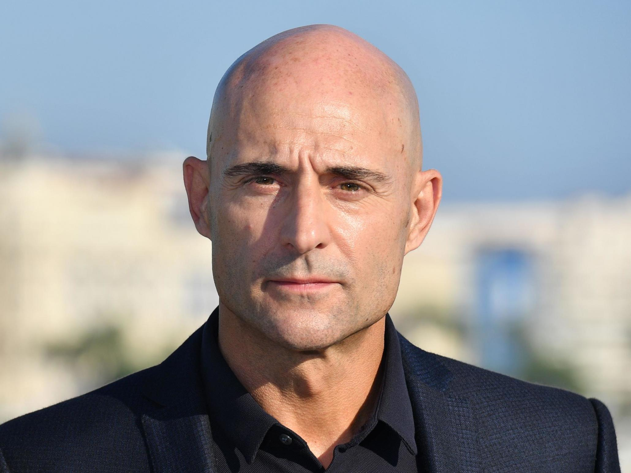 Mark Strong: 'Listen to any person who has been famous – they hate it'