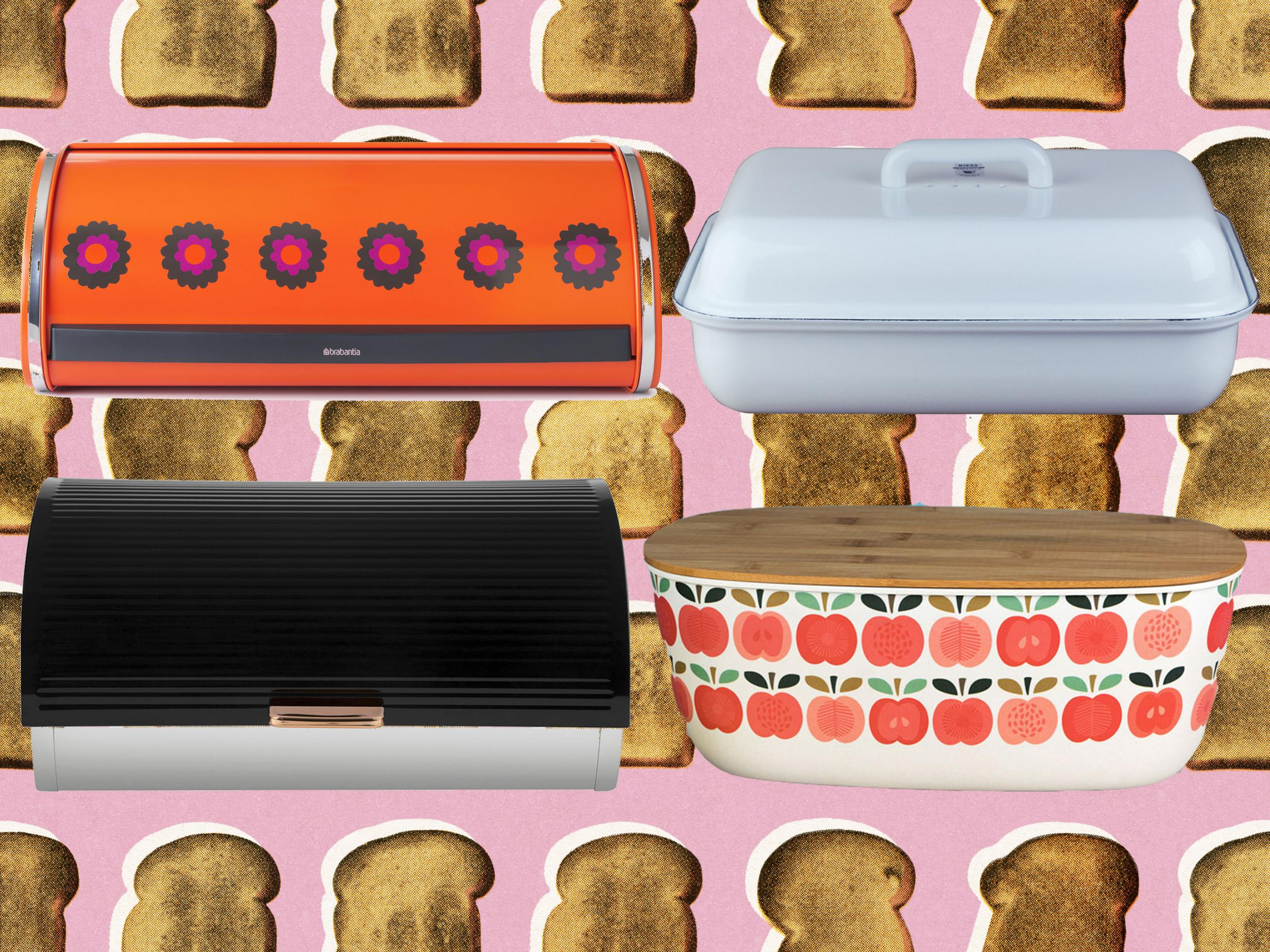 8 best bread bins that will keep your loaves fresh