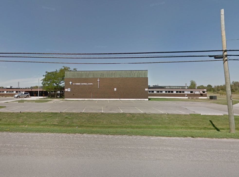 St. Therese Catholic elementary school  in Kansas City, Missouri