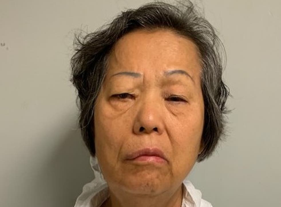 Chun Yong Oh, 73, has been charged with the murder of her 82-year-old neighbour Hwa Cha Pak at an old people's home in Washington, DC, 8 September 2019.