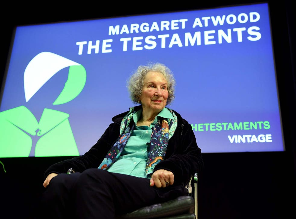 'The Testaments' sparked worldwide excitement and is already nominated for the Booker Prize