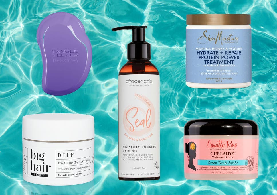 Best products for afro hair that hydrate all curl types