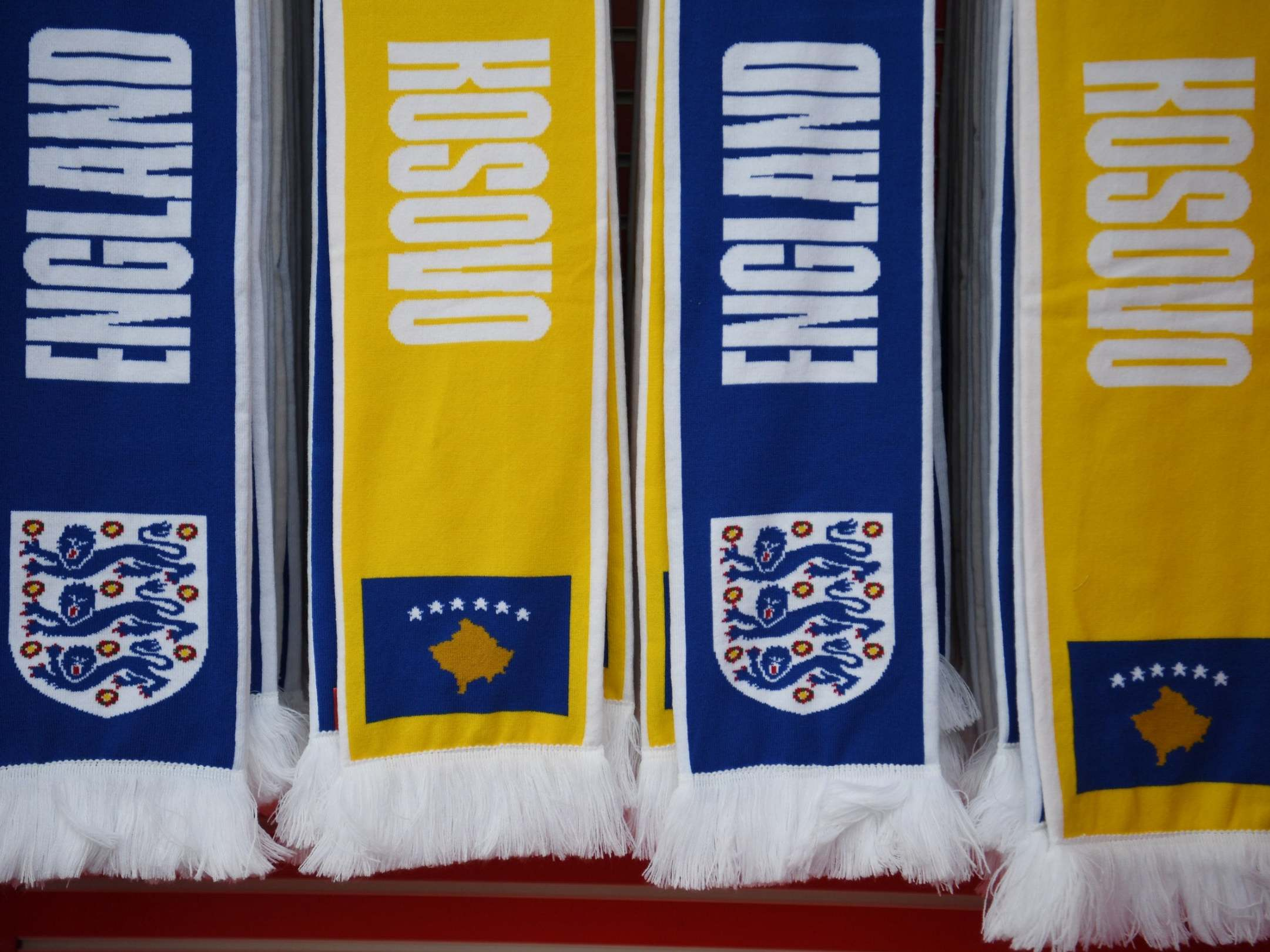 England Vs Kosovo images