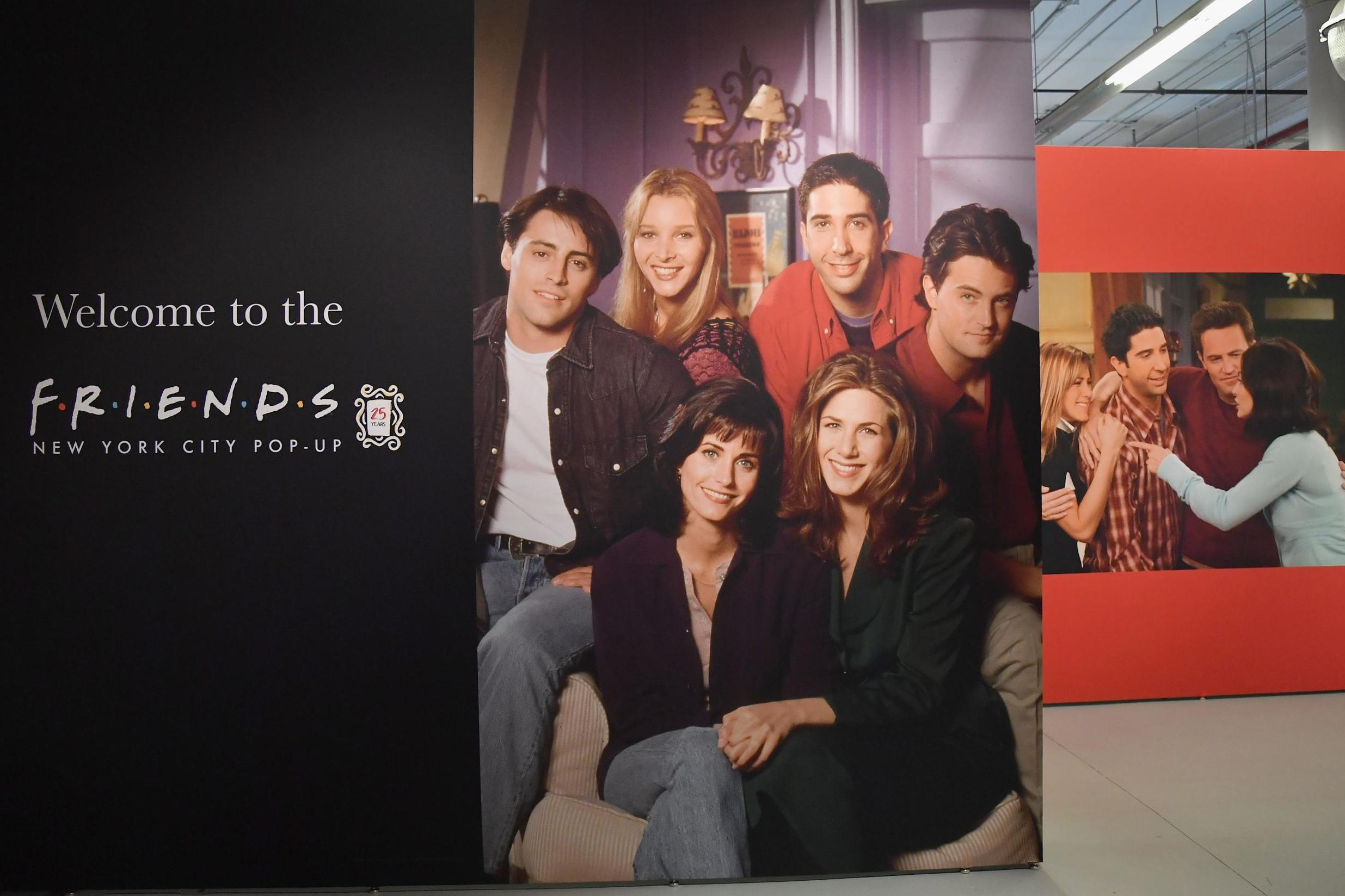 Friends pop-up: From Central Perk to Joey and Chandler's apartment, inside the New York exhibition