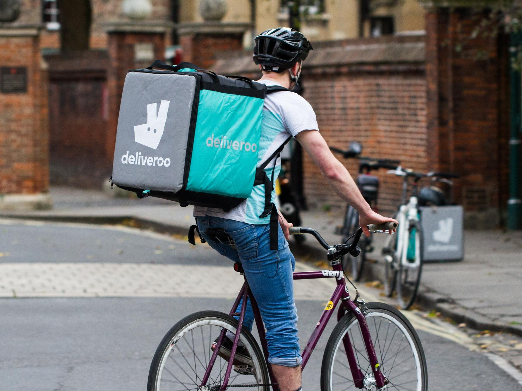 Deliveroo advert banned for being misleading 1