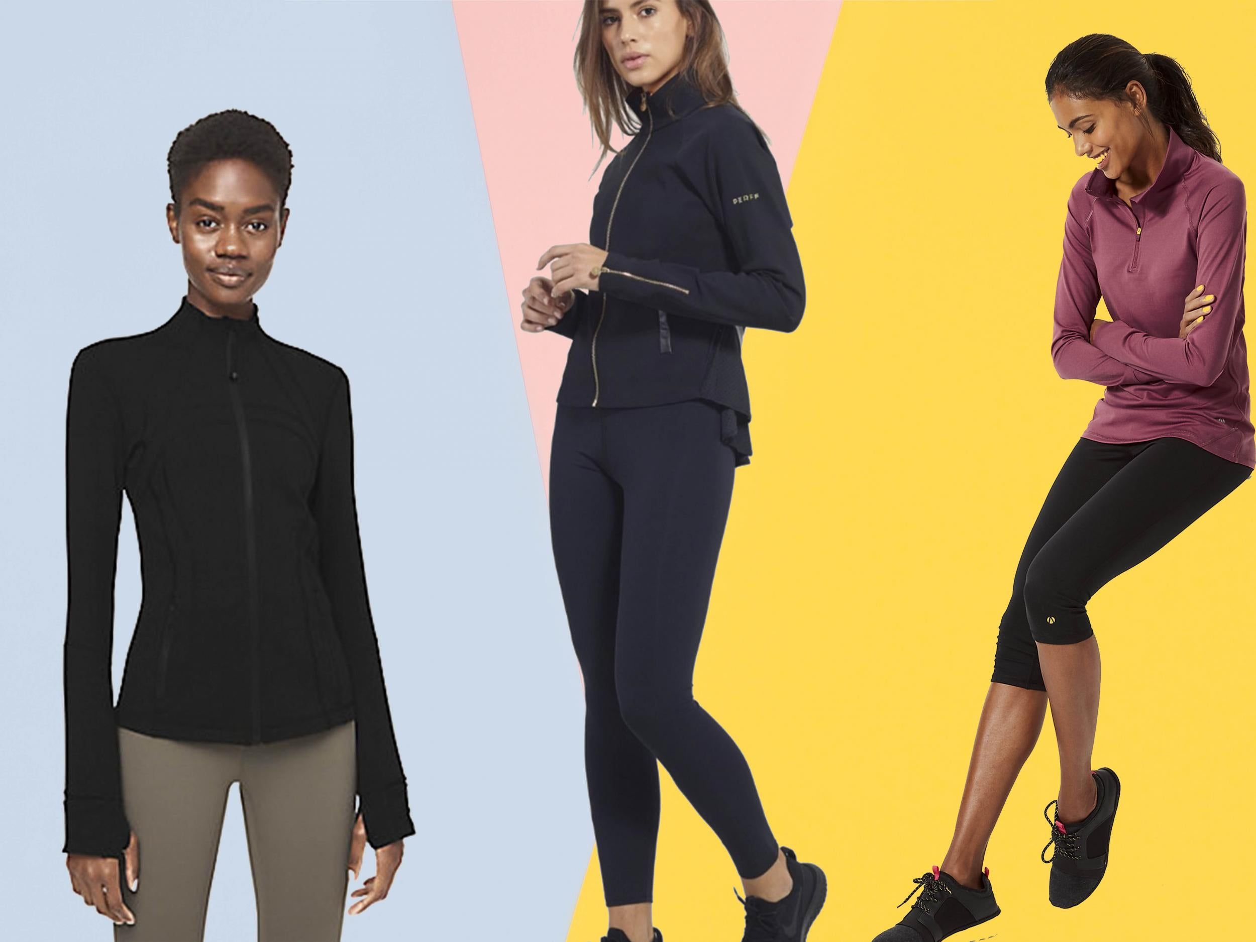 8 best women's running jackets for autumn that breathable and weatherproof